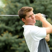 Bryce Messner of Hartland was 52nd in the Michigan Open Championship last week.