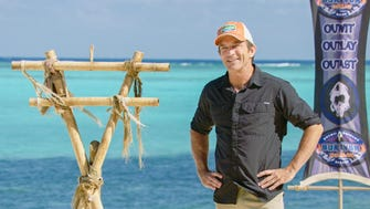 Jeff Probst on the fourteenth episode of Survivor: Ghost Island, which is a two-hour season finale airing Wednesday, May 23