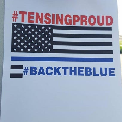 Ray Tensing, Sam DuBose each have own march