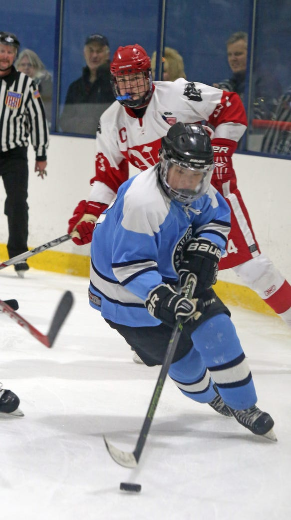North Rockland beat Suffern for the first time in 38 years last season on a Steven Apicella goal in the final seconds, but lost a rematch a week later.