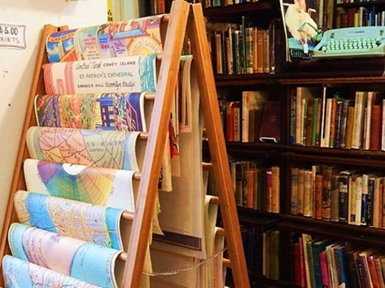 Barner Books offers a variety of items for bibliophiles.
