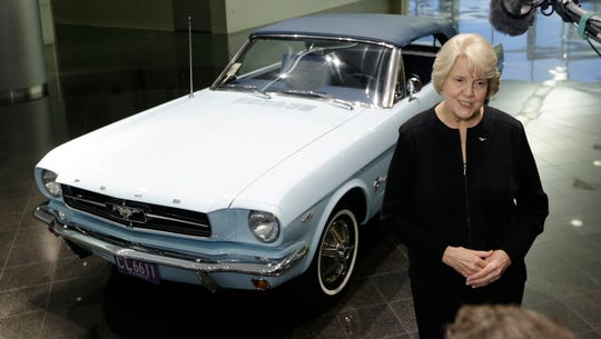 The first Ford Mustang owner kept the car. It's now worth $350,000