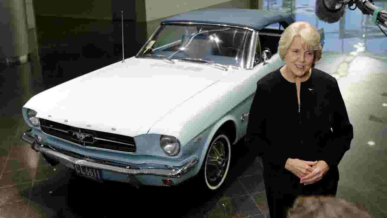 The first ford mustang owner kept the car its now worth 350000