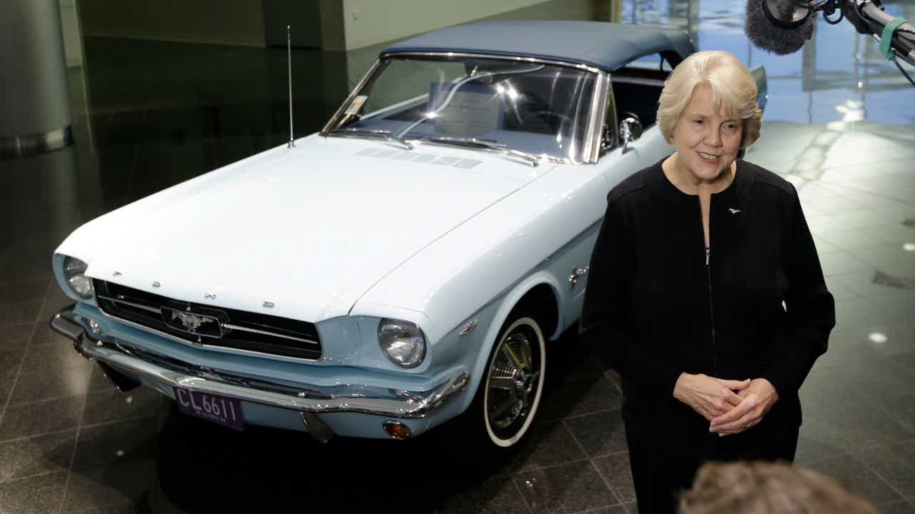 Ford celebrates making 10 millionth Mustang