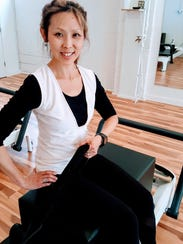 The Reformer is an all-over body workout