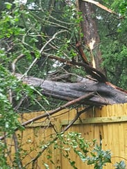 Just replaced after last storm. Hit again by neighbors