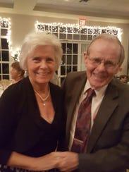 Long-time SBC active members Pat and John Carol enjoyed