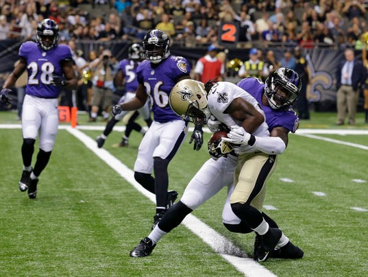 Ravens Saints Football
