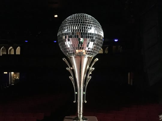 "The Mirrorball Trophy will go to one of the six Salem ""celebrities"" at Dancing with the Salem Stars on April 20."