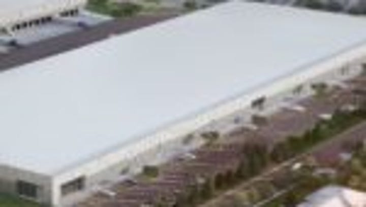 Ridgefield warehouse leased by KW International