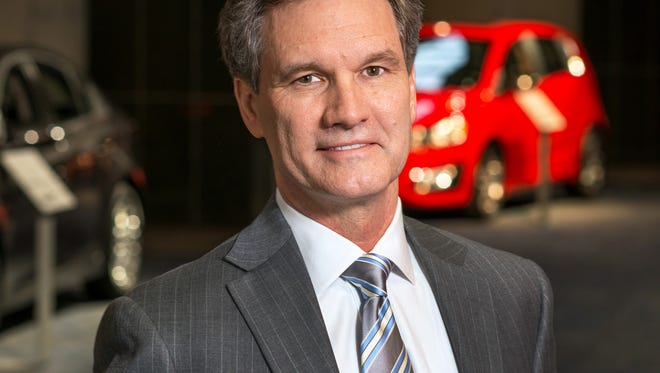 Jeff Boyer, General Motors vice president, in charge of global vehicle safety, says the pace of ignition switch repairs is zooming, but that a flurry of GM recalls could continue as he tries to root out lurking safety issues.