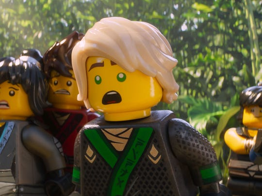 """The Lego Ninjago Movie"""