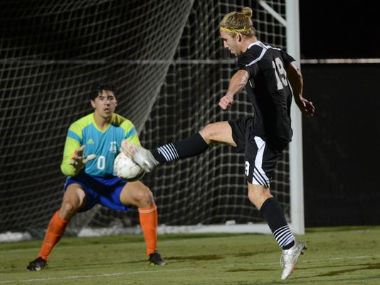 College Soccer: Florida Memorial University at Eastern Florida