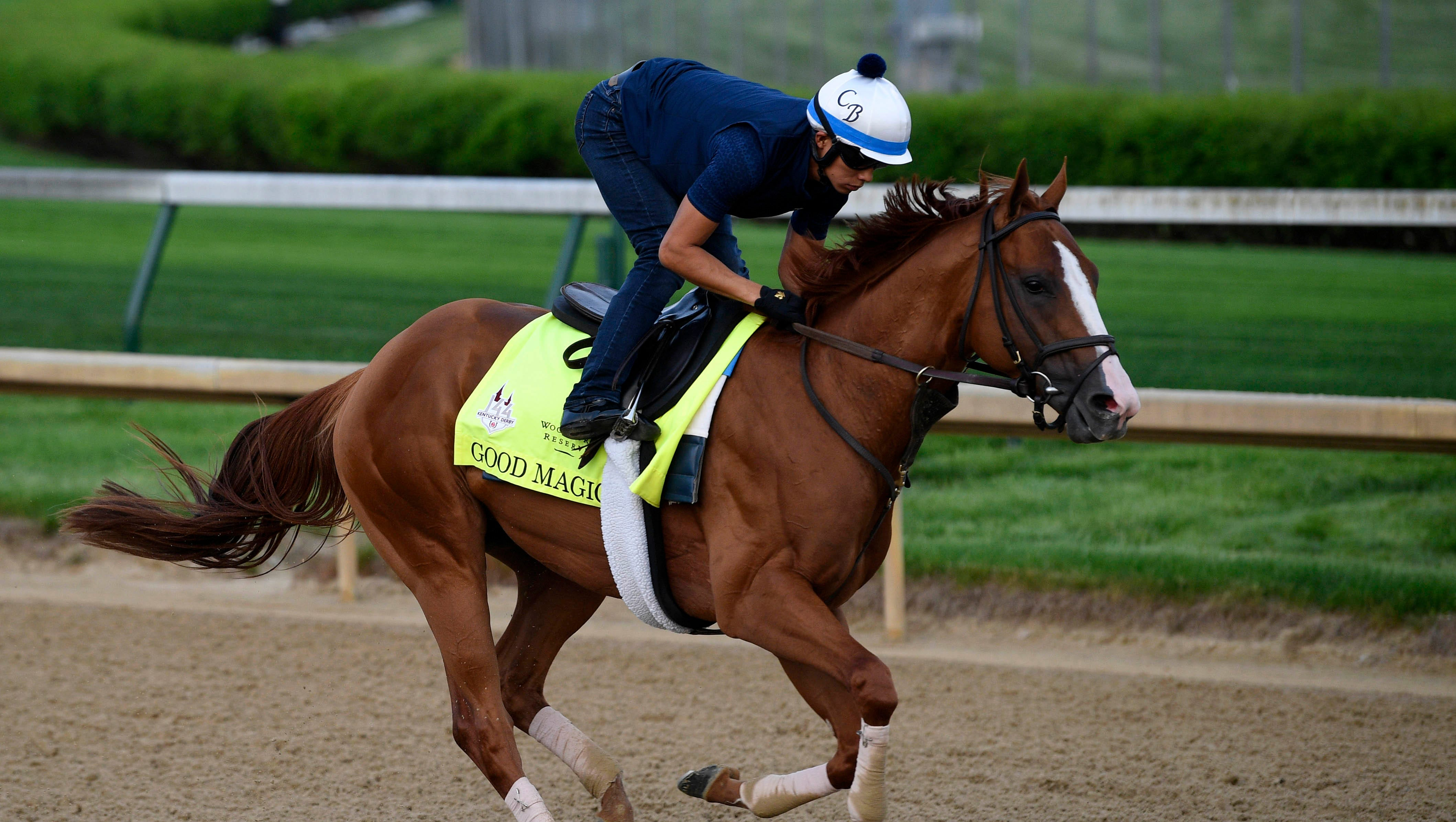 Kentucky Derby Justify Is Favorite But Here S Who Will Win