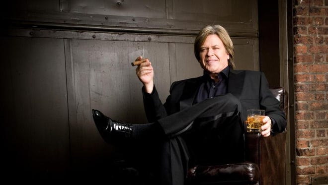 Tickets for the April 22 Ron White show at the Gillioz go on sale Friday.
