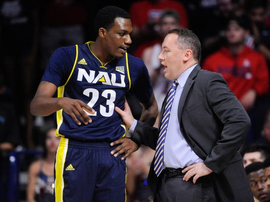 NCAA Basketball: Northern Arizona at Arizona