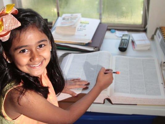 Spelling Bee Winner - Naysa Modi
