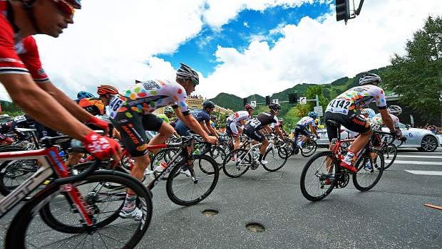 The cyclists in the fourth annual USA Pro Challenge, racing here in Aspen earlier this week, will take on the Vail Individual Time Trial today before closing the 550-mile, seven-stage race with the Boulder-Golden-Denver race Sunday.