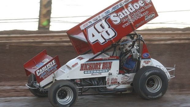 Danny Dietrich's season came full circle when he took home a victory at Susquehanna Speedway on Saturday.