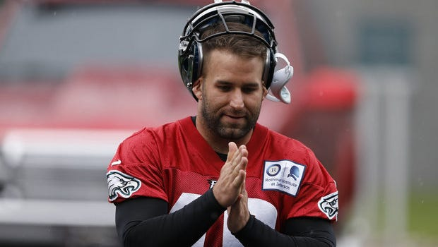 Chase Daniel, a career backup quarterback, is visiting with the Jets on Monday according to a source.