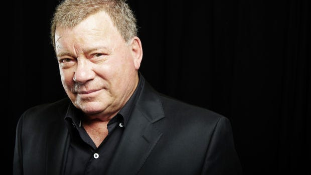 William Shatner has his opinions about John B. Castleman and Louisville's statue of same.