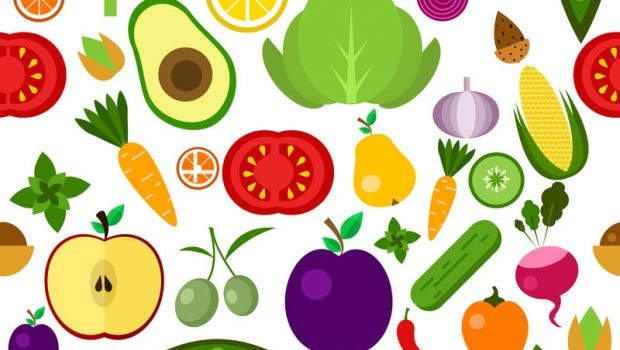 Spring time is the best time to refocus on healthy eating.
