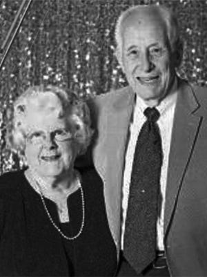 Nancy and Kenneth Webster