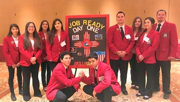 Cobre High SKILLS club brings home medals from state event