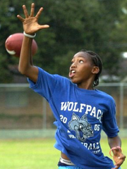Suns point guard Elfrid Payton, shown here as a youth