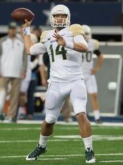 Baylor quarterback Bryce Petty.