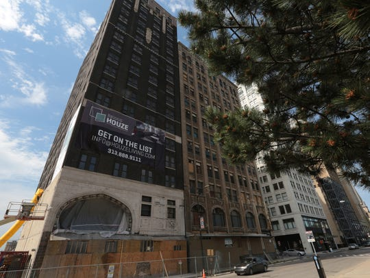 The Briggs Houze is finalizing renovations in the historic