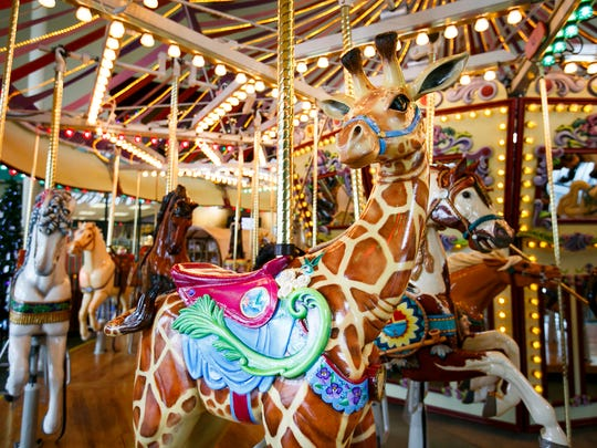 Salem Carousel's 17th Birthday Celebration: $1 carousel rides all day, birthday singing at noon with free cupcakes and face painting from noon to 2 p.m. June 2, Salem's Riverfront Carousel, 101 Front St. NE. www.salemcarousel.org.