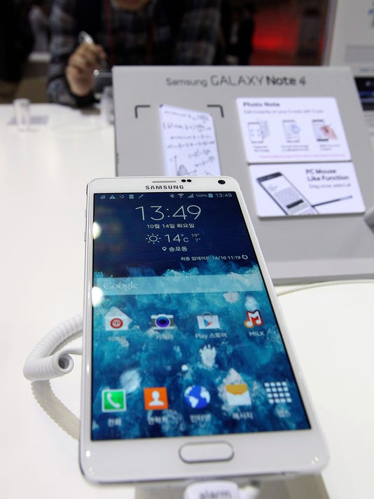 Digital Life Review Samsung Note Phone
