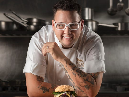 Celebrity Chef Graham Elliot is known for his myriad