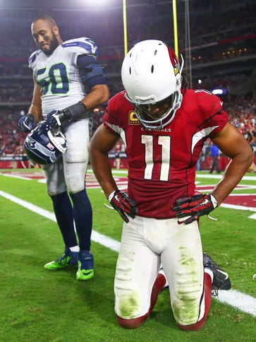 The Cardinals and Seahawks played to a 6-6 tie in Week
