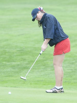 Sacred Heart's Ryan Bender, a junior and the 2015-16 Courier-Journal Metro Louisville Girls Golfer of the Year, was a first-team all-state selection and tied for seventh at the KHSAA state tournament.