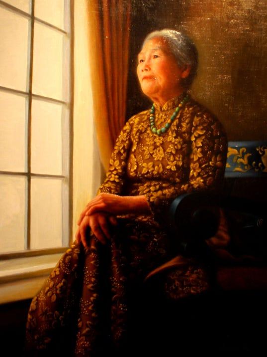 Portrait of a Woman by Kimlien Tran.jpg