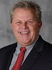 "Former Manual Principal Gerald ""Jerry"" Mayes."