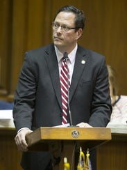 Tom Dermody is a Republican member of the Indiana House