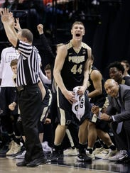 Purdue's Haas ready to stand out