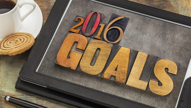 With this New Year, you also have the opportunity to focus on your financial goals.