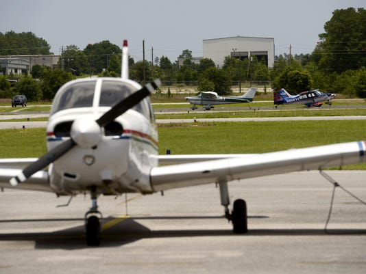 Milton residents fed up with noise increase from nearby airport