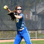 OAA softball standings and Blue all-star team