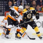 FLYERS NOTES: Flyers don't expect Voracek suspension after 'terrible call'