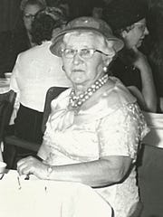 Neighbor Margaret Burzynzki was a second mom to Marylin Banzhaf when she was growing up. Banzhaf especially enjoyed her cooking.
