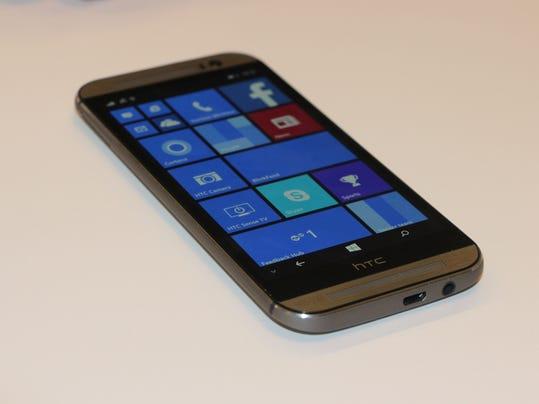HTC One M8 Windows