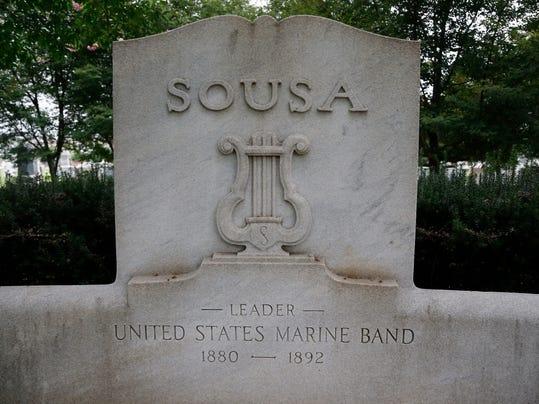 AP Congressional Cemetery Sousa