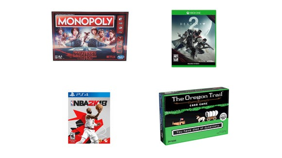 No matter your play style, you can find a game you'll love during Target's buy two, get one free sale.