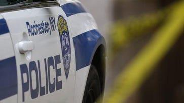 Rochester police car.