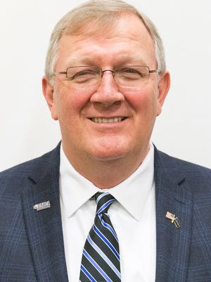 Kevin Lawrence, Texas Municipal Police Association